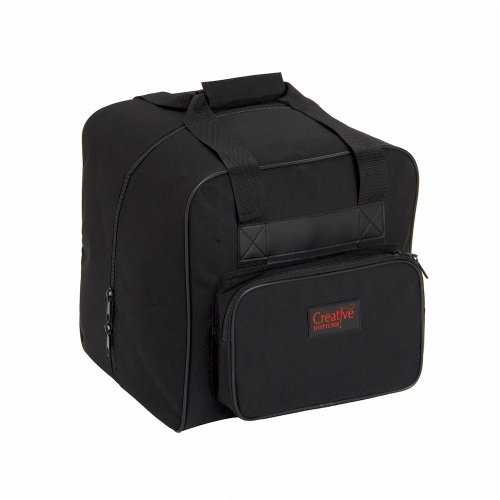 - Creative Notions Serger Tote in Black