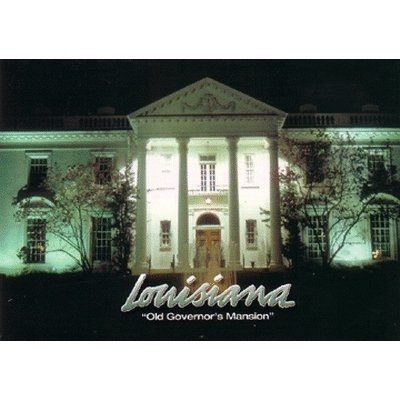 Bulk Buys Louisiana Postcard 13203 Old Governors Mansion - Case of 750