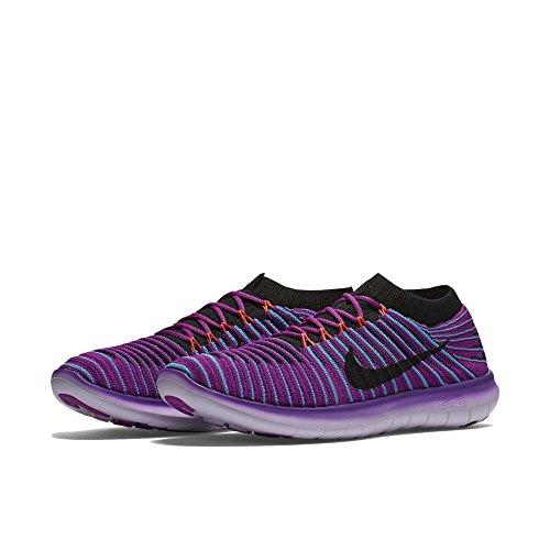 ttl RN Free Vlt Blu Nike Scarpe Crmsn W Blk Flyknit Bl Donna Motion Corsa da Hypr gmm ZEqxp5PwxR