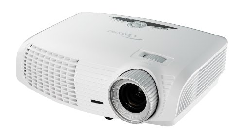 Optoma HD20, HD (1080p), 1700 ANSI Lumens, Home Theater Projector (Old -