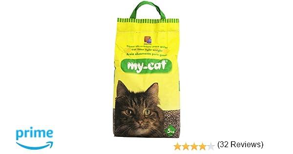 MyCat Arena para Gatos - 5 Kg: Amazon.es: Amazon Pantry