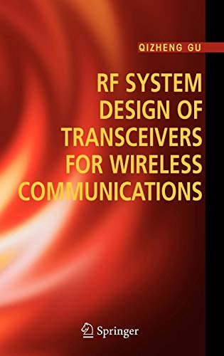 RF System Design of Transceivers for Wireless Communications ()