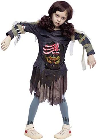 Halloween Zombie Living Monster Costume product image