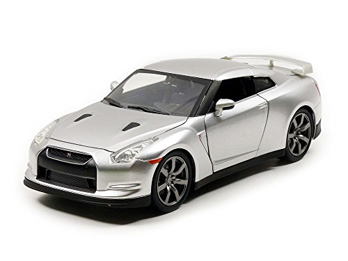 Fast & Furious '09 Nissan R35 Vehicle 1:24 Diecast By Jada Toys 1