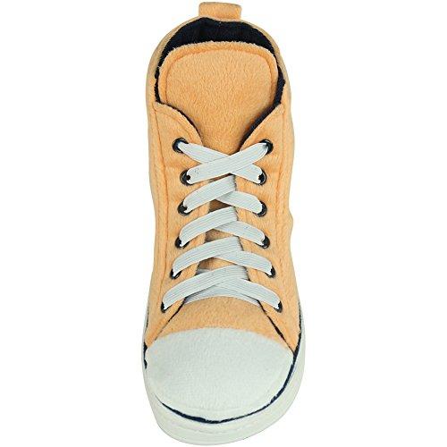 Pantofole uomo Orange uomo Pantofole Gohom amp;black Gohom qn1tPtv