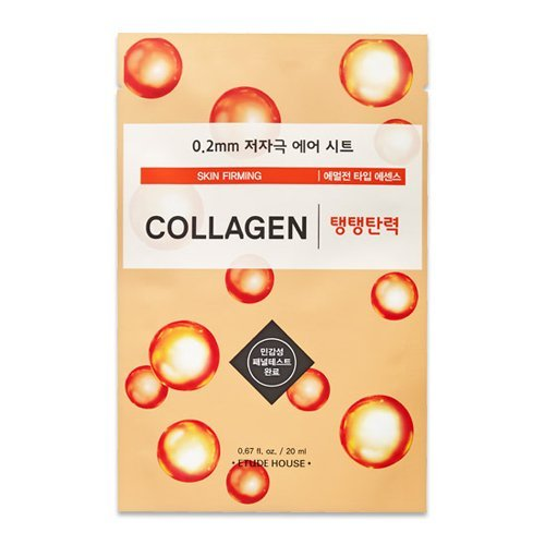 [Etude House] 0.2 Therapy Air Mask #12 Collagen