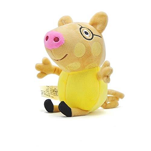 Amazon.com: 19Cm George Animal peluche juguetes de dibujos ...