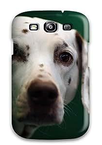 Hot LQesaHU2343zaMiX Case Cover Protector For Galaxy S3- Dalmatian