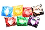 Trustex Lubricated Latex Male Condoms Flavored 24 Pack -- Assorted Flavors
