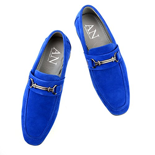 AN by LUCIUS Men's Casual Shoes Driving Shoes Bit Loafers Sh