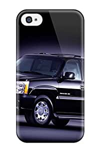 Iphone 4/4s Case Cover Skin : Premium High Quality Cadillac Escalade Esv Case