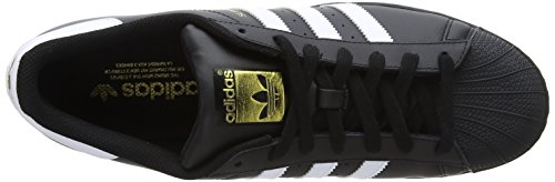 Core Top adidas Unisex Erwachsene Foundation Black Core White Ftwr Schwarz Superstar Black Low p06X0HqW