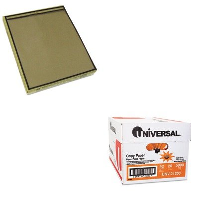 KITCLI46158UNV21200 - Value Kit - C-line Shop Ticket Holders (CLI46158) and Universal Copy Paper (UNV21200)