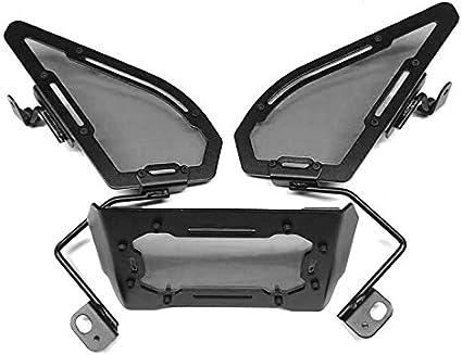 YUQINN Moto Partes La cola de la motocicleta Caja de accesorios de ...