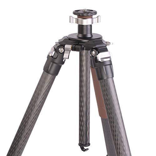 Leofoto LN-324C & Center Column Kit Bowl Tripod Legs Carbon Fiber CF
