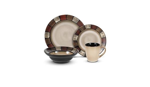 Amazon Com Pfaltzgraff Taos Dinnerware Set 16 Piece Dinnerware Sets  sc 1 st  tagranks.com & Enchanting Pfaltzgraff Taos Dinner Plate Images - Best Image Engine ...