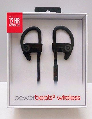 Beats By Dre powerbeats 2 Wireless Earbuns Bluetooth In-Ear Headphones - Black