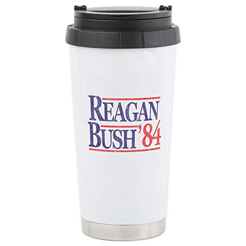 reagan bush mug - 8