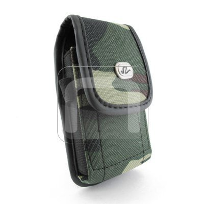 10cf787eb4a Camouflage Design Vertical Heavy Duty Rugged Cover Belt Clip Side Case For  Alcatel A382G Tracfone THE
