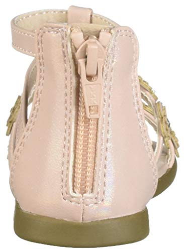 The Children's Place Girls' Sandal, Pink, Youth 5 by The Children's Place (Image #2)