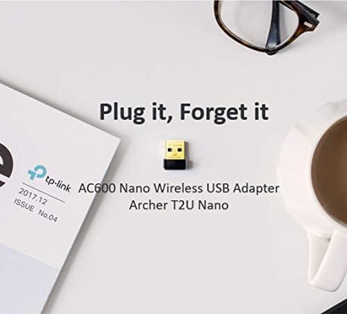 Tp Link Archer T2u Nano Ac600 Wireless Usb Adapter Computers Accessories