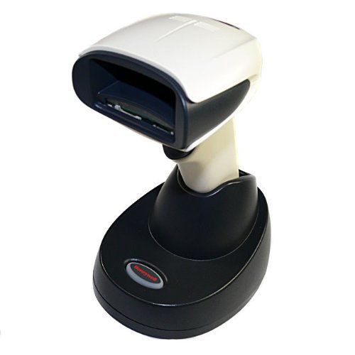 Honeywell 1902 USB Kit High Density Imager 1D PDF417 2D White Disinfectant Ready Housing Charge & Communication Base & USB Cable 1902HHD-0USB-5 by Honeywell