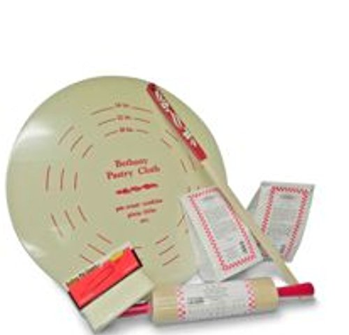 Bethany Housewares 760 Lefse Starter Kit - Aluminum - Heritage Lefse Grill