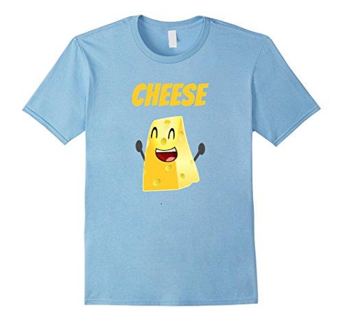 Easy Mac Halloween Costume (Mens Mac N Cheese Shirts Best Friend Couples Matching Tee 2XL Baby Blue)