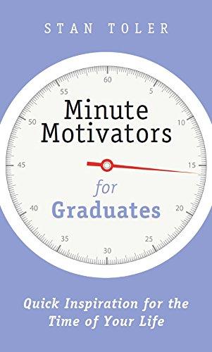 Read Online Minute Motivators For Graduates pdf