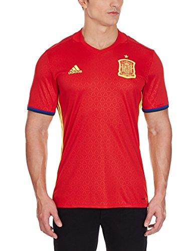 adidas Spain Home Jersey 2016/17-Medium Adults