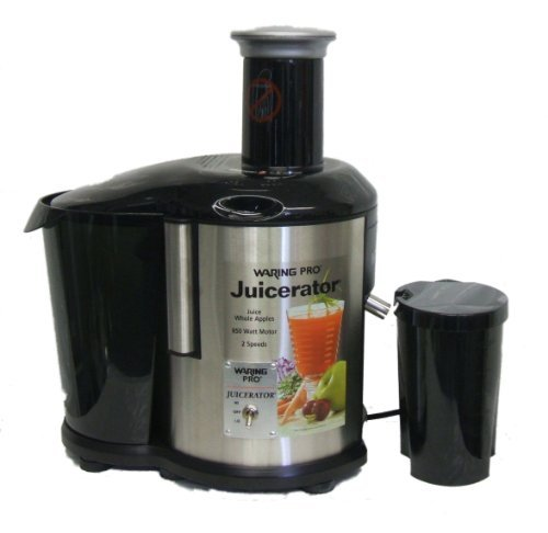 Waring Pro WE900SA Juice Extractor Professional Home, used for sale  Delivered anywhere in USA