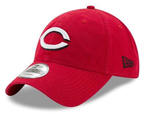 (New Era Cincinnati Reds MLB 9Twenty Primary Core Classic Adjustable Hat)