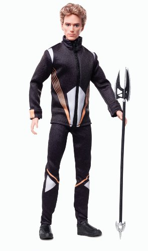 Barbie Collector The Hunger Games: Catching Fire Finnick Odair Doll]()