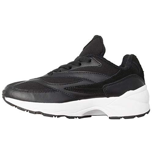 Venom Chaussures Low Fila Wnm bleu Basket Black rouge Blanc Mode aUq46tfw
