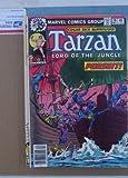 Tarzan Lord Of The Jungle Comic Book From Marvel #19