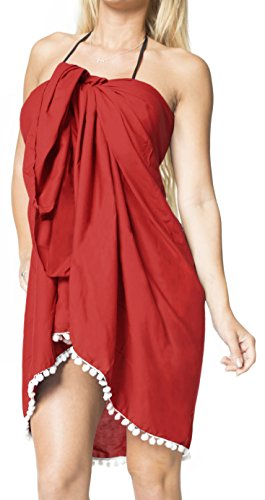 LA LEELA Women's Boho Sarong Swimwear Cover Ups Beach for sale  Delivered anywhere in USA