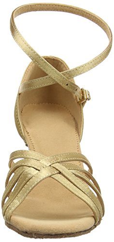 Amurleopard Latein 5cm Schuhe Damen Hellbraun Absatz 77Tq0rwg
