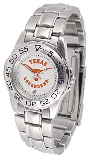 Texas Longhorns - Ladies' Sport Steel