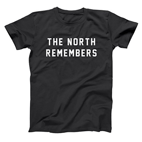 Funny Threads Outlet The North Remembers House Stark Got Thrones Mens Shirt Medium - Outlet North