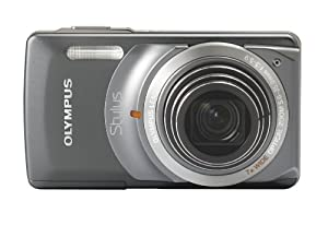 Olympus Stylus 7010 12MP Digital Camera with 7x Dual Image Stabilized Zoom and 2.7 inch LCD
