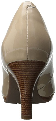 CLARKS Women's Artisan Temp Appeal Platform Pump Sand Patent clearance get authentic cheap sale exclusive Or5gvj