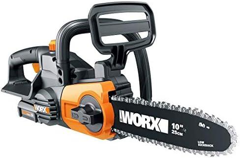 [해외]Worx WG322 20V Cordless ChainsawAuto-Tension (Renewed) / Worx WG322 20V Cordless ChainsawAuto-Tension (Renewed)