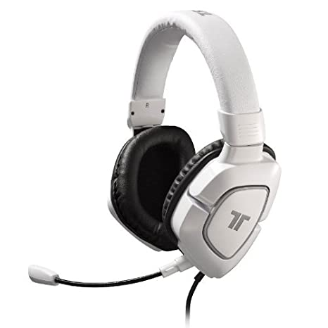 Tritton - Auriculares AX 180, Color Blanco (PS3, PS4, Xbox ...