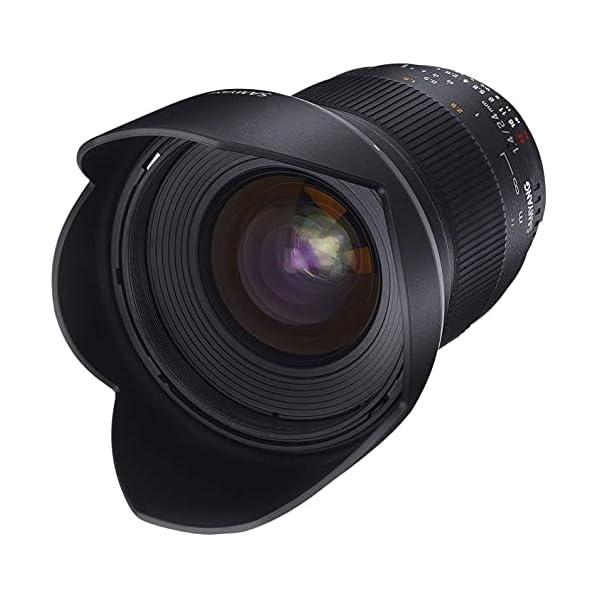 RetinaPix Samyang 7635 24 millimeters F1.4 Manual Focus Lens for Nikon AE