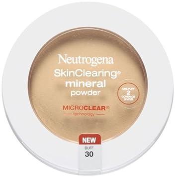 neutrogena skin clearing mineral powder