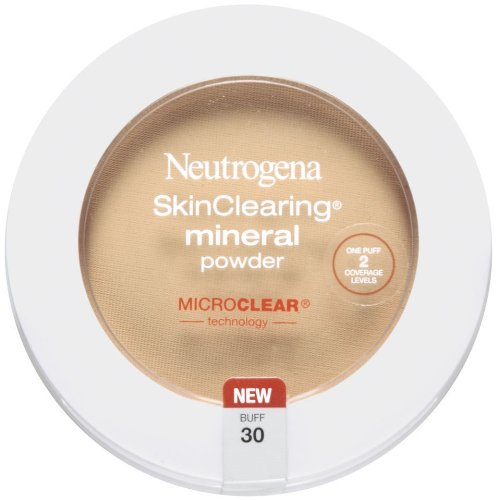 Neutrogena SkinClearing Mineral Powder Buff