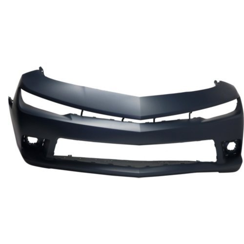 Front Bumper Cover for CHEVROLET CAMARO 2014-2015 Primed SS Model with RS Pkg Convertible/Coupe