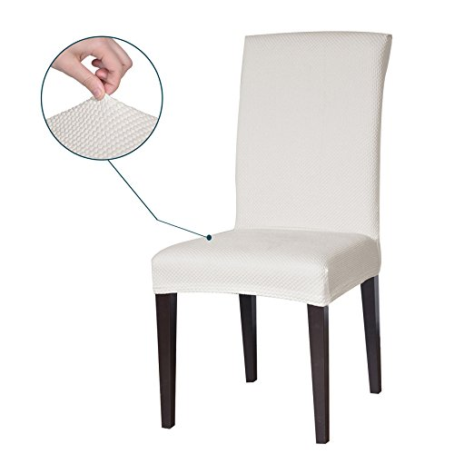 Top stretch chair covers for dining room