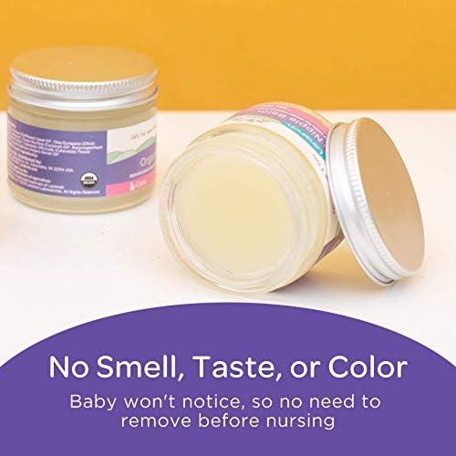 410zNo9Jz0L. AC - Lansinoh Organic Nipple Cream For Breastfeeding, 2 Ounces