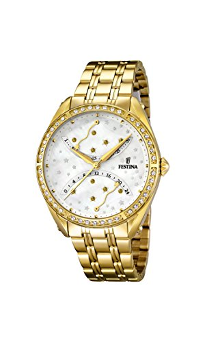 Festina Classic Ladies F16743/1 Wristwatch for women With crystals